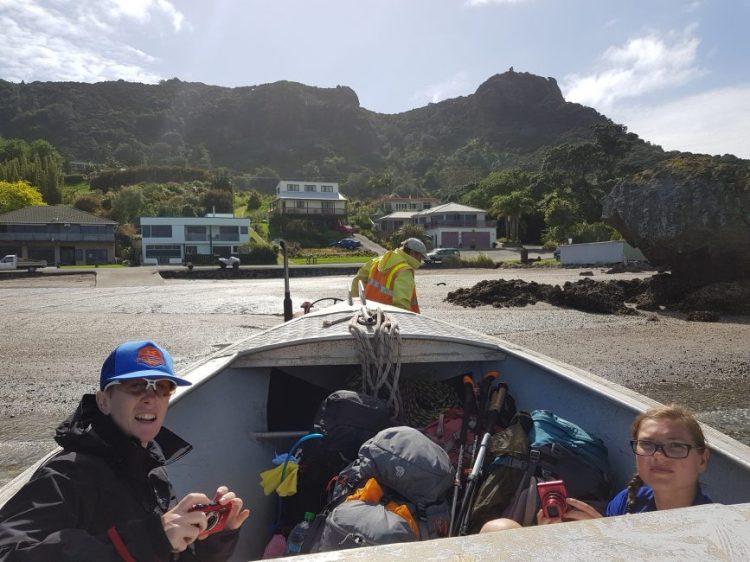 Te Araroa Trail Marsden Point Crossing