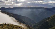 Te Araroa Trail Nichols hut to Mount Crawford