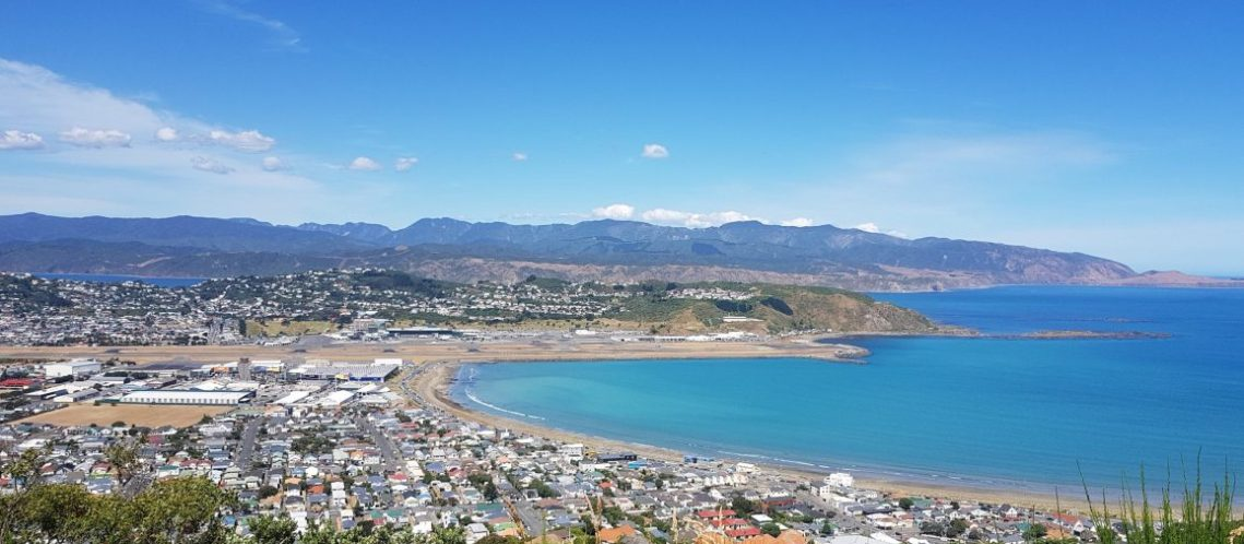Te Araroa Trail Wellington