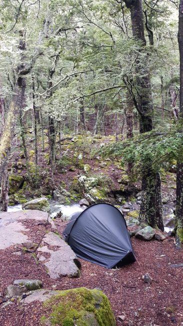 Te Araroa Trail Day 91 - Best wild camp so far