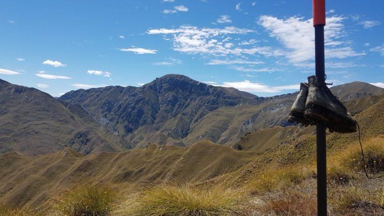 Te Araroa Trail Day 99 - Boots