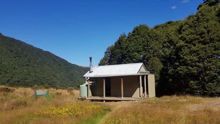Te Araroa Trail Day 108 - Aparima hut