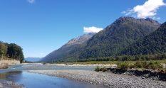 Te Araroa Trail Day 132 - Otehake River confluence