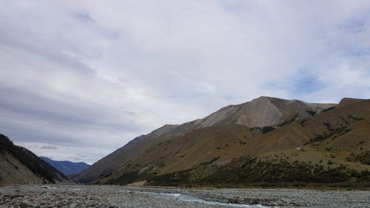 Te Araroa Trail Day 138 - Forest Creek Track