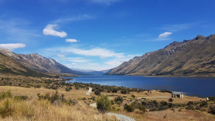 Te Araroa Trail Day 105 - Carey's hut