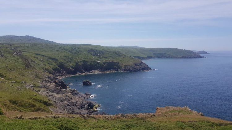 Between St Ives and Zennor