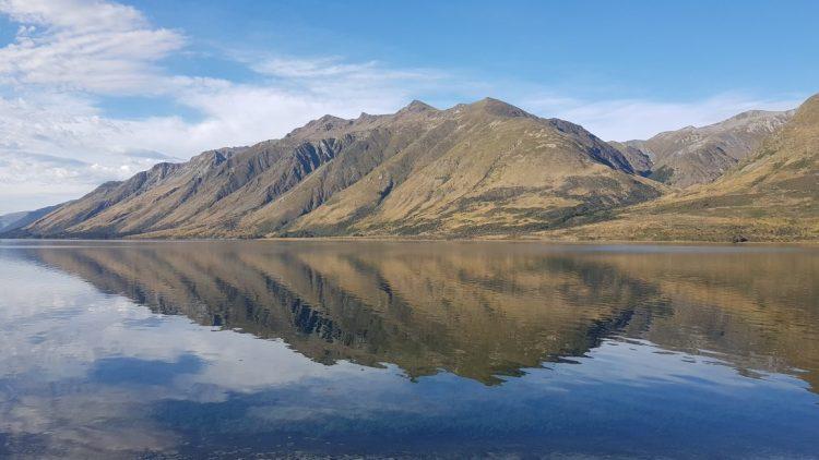 Te Araroa Trail Day 105 - North Mavora Lakes