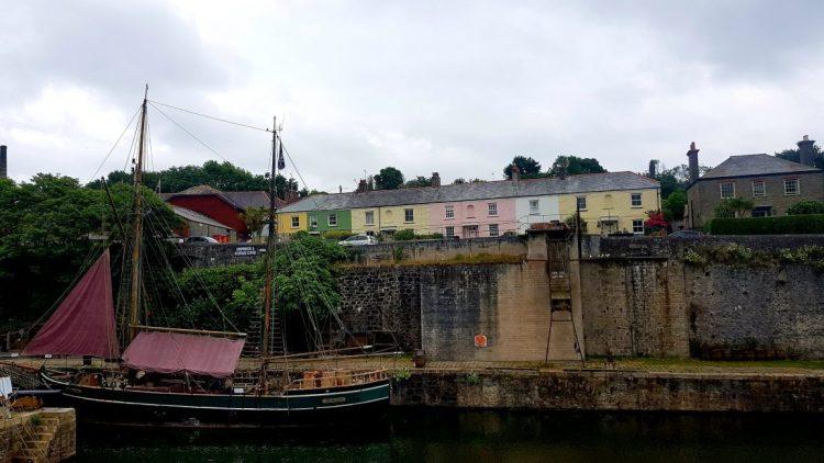 Charlestown, as seen on Poldark