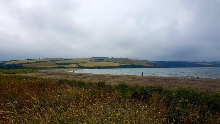 The beach at Par