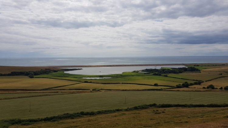 The Fleet nature reserve
