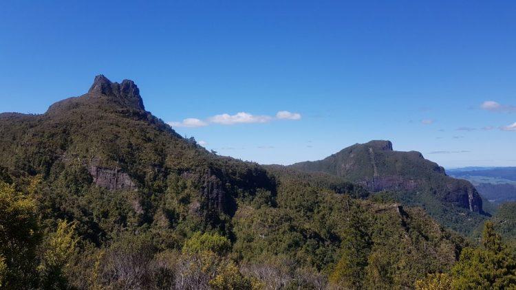 Pinnacles views