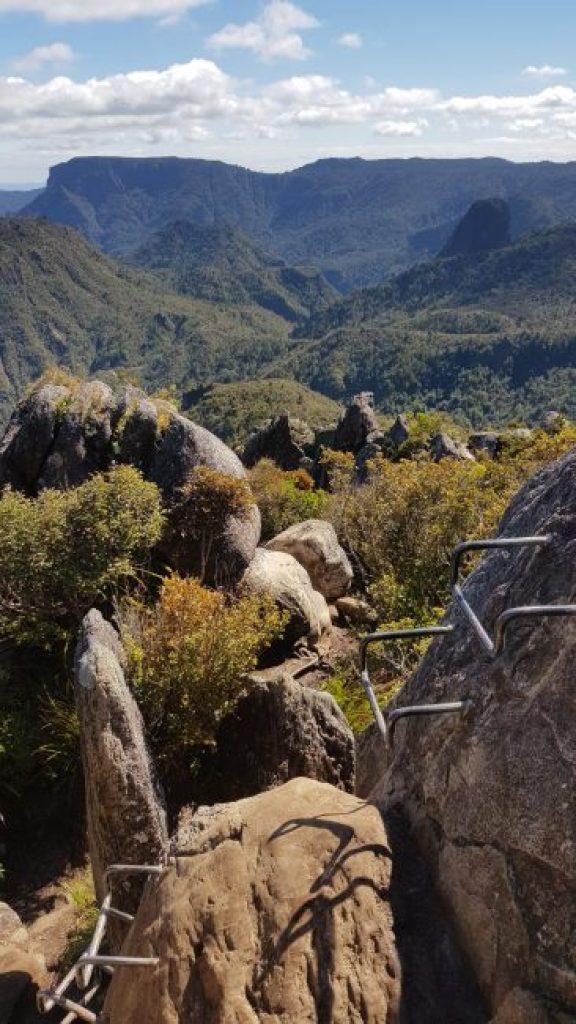 Climbing Pinnacles