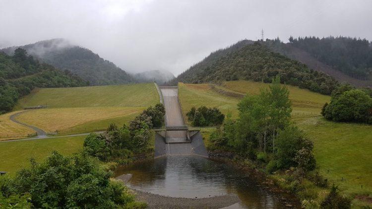 The Maitai dam