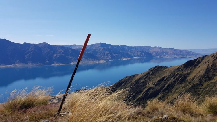 Lake Hawea to Breast Hill