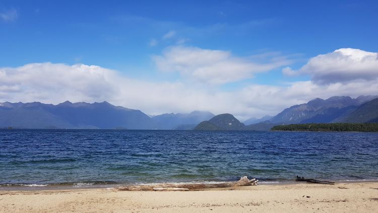 Kepler Track Lake Manapouri