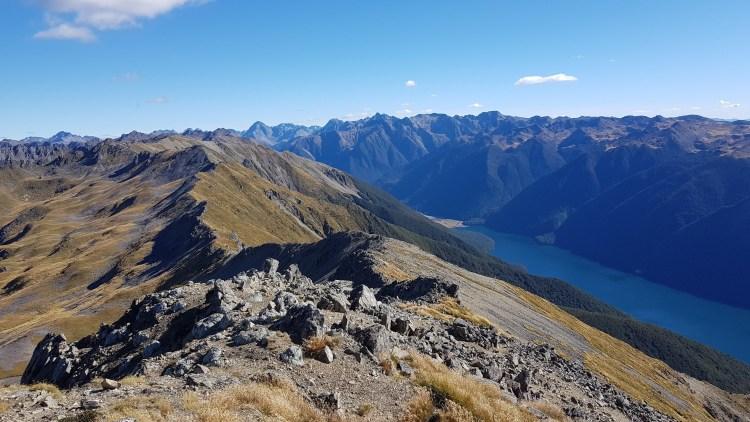St Arnaud Range and Lake Rotoiti