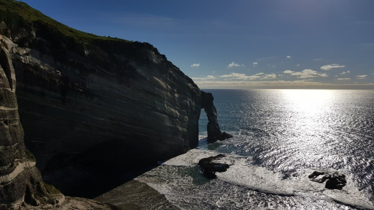 Cape Farewell the most Northerly Point on the South Island