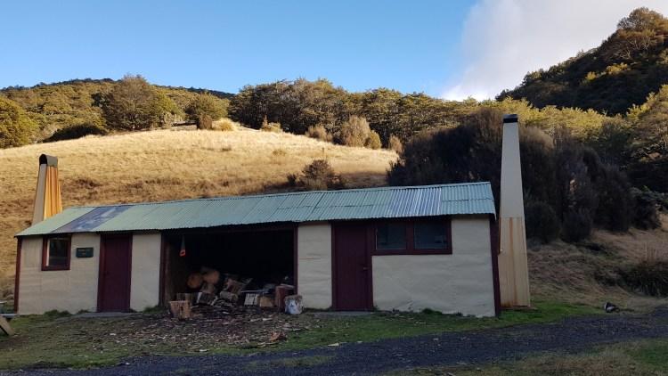 Flora hut