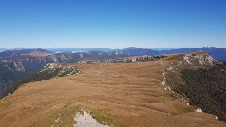 100 Acre Plateau