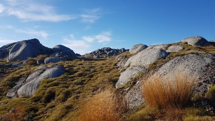 Buckland Peaks