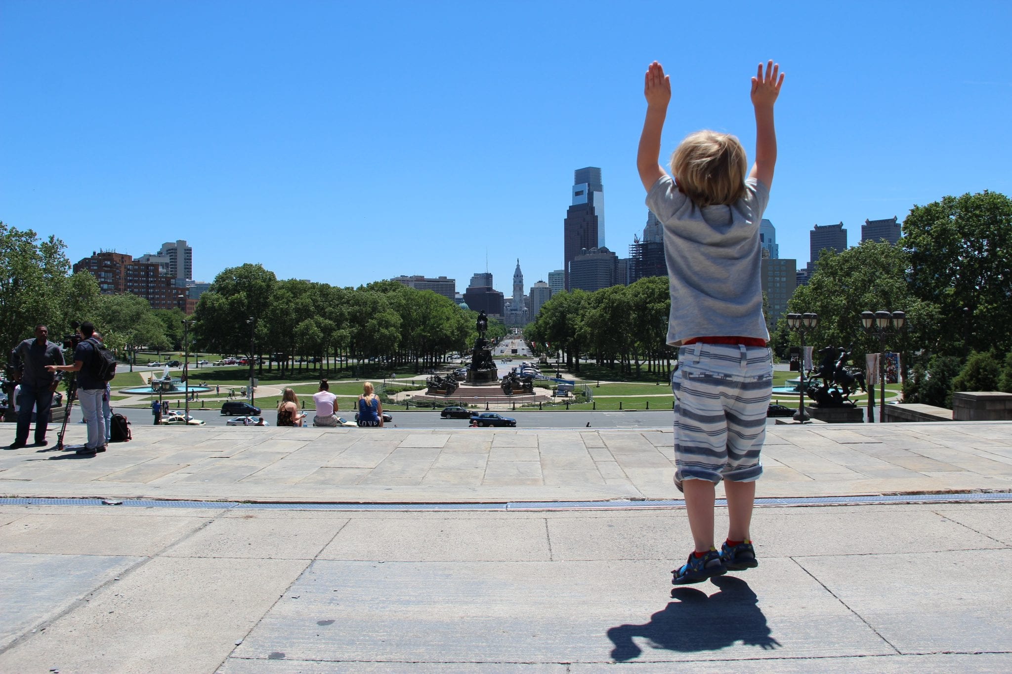 Philly with kids