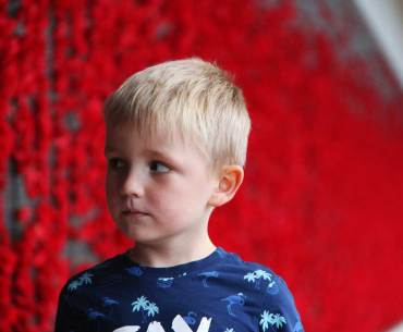 Canberra war museum with kids