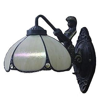 europa a enne moderne minimaliste 8 pouces tiffany applique creative sira a ne de style miroir avant feux courbe lampe couloir lampe compare price zxcvbnfdzx
