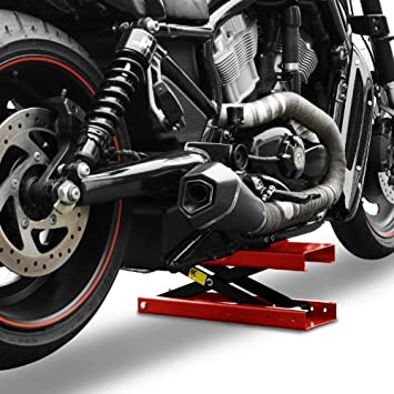 review for cric moto constands mini lift rouge pour yamaha fzs fazer