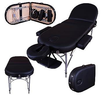 table de massage pro luxe massage imperial portable chatsworth aluminium mousse 7 cm couleur fghjkjhgfdef