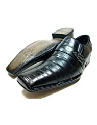mens black delli aldo loafer dress casual shoes styled