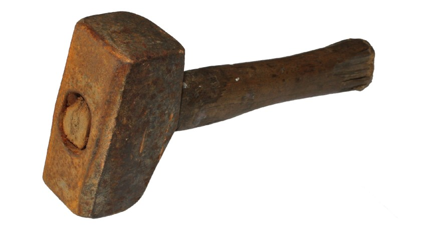 Everyone needs a woodworking mallet around the woodshop.