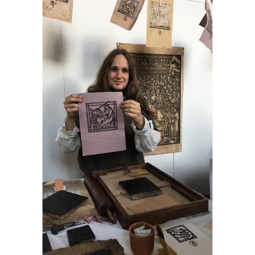 Davide Schileo workshop