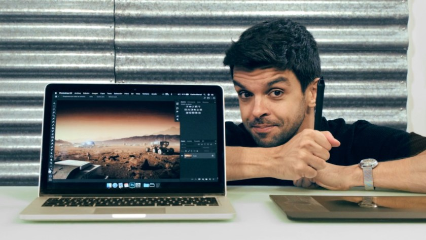 Domestika course review: Introduction to Photoshop
