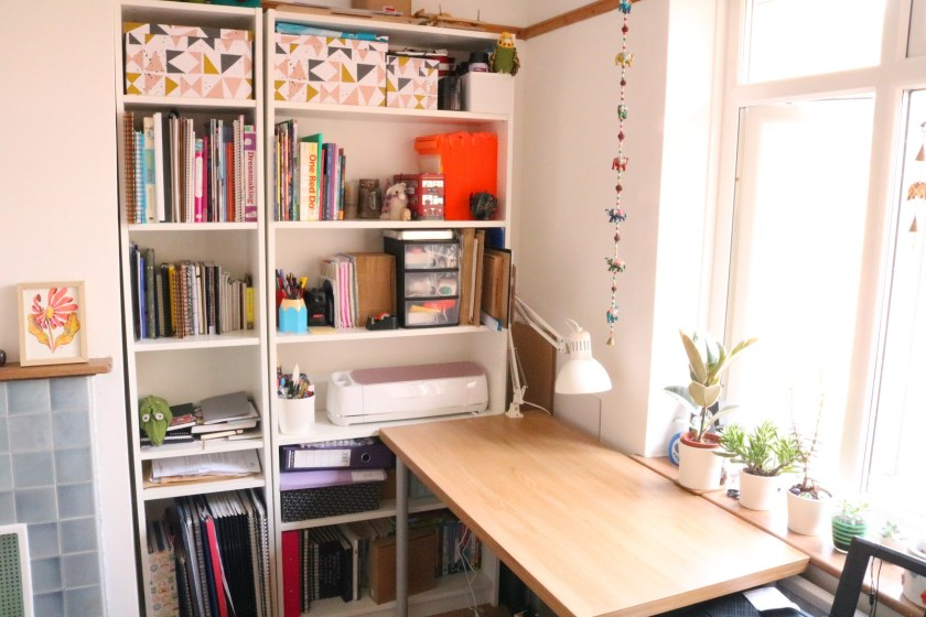 Eliott Bulpett workspace 3