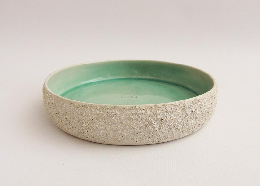 Maria Monasterio short bowl
