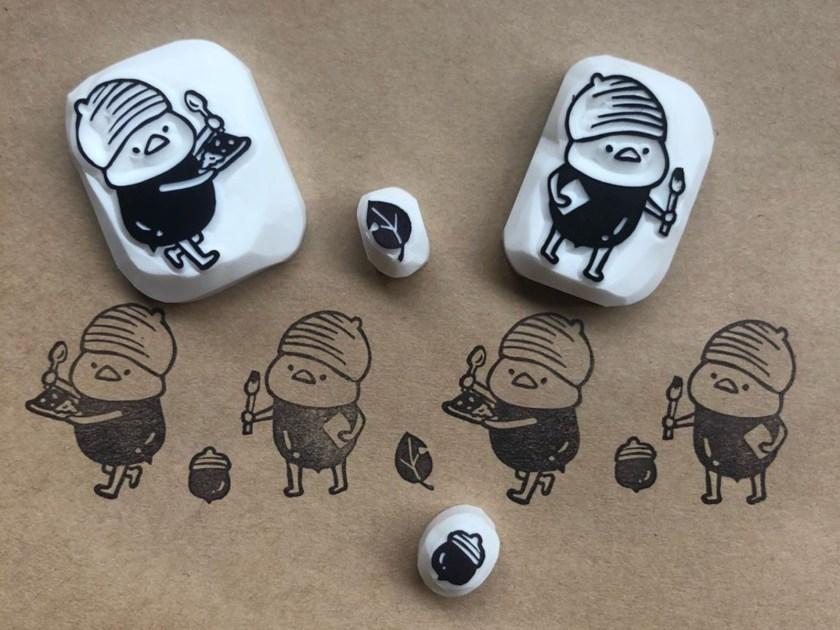 Sai Yunsun stamp artist Instagram