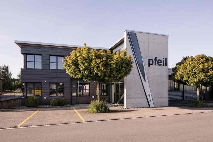 Pfeil Tools headquarters