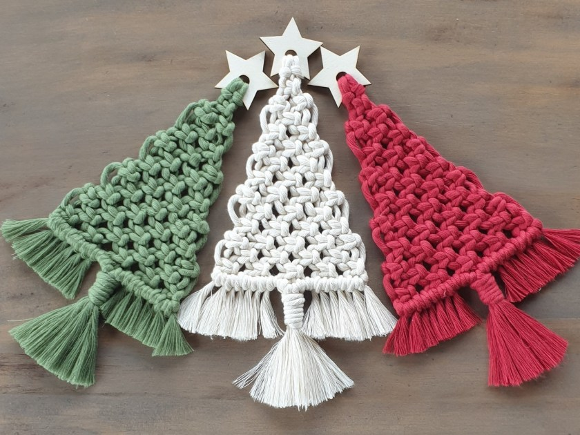 Macrame tree kit by cottondreamer