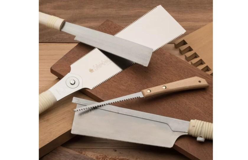 Japanese set of 4 saws garrett wade
