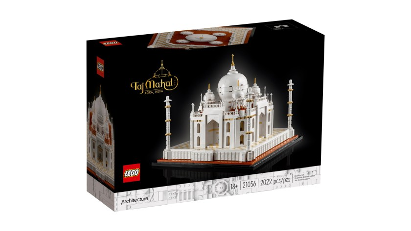 Lego Architecture sets Taj Mahal