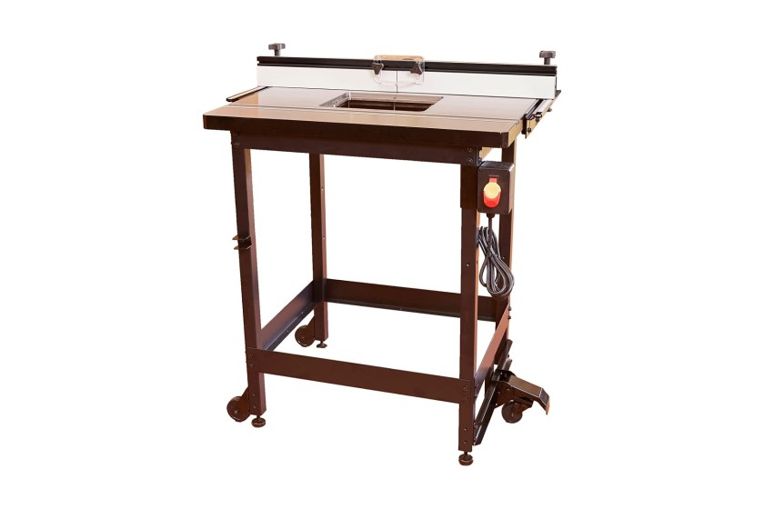 SawStop RT-FS Assembly standing router table