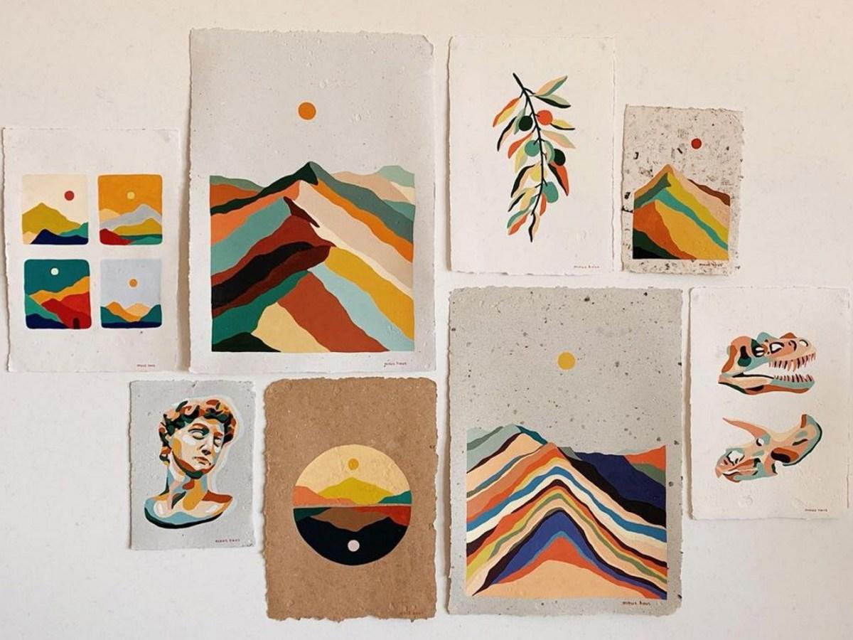 Claudia Osborn maus haus art featured