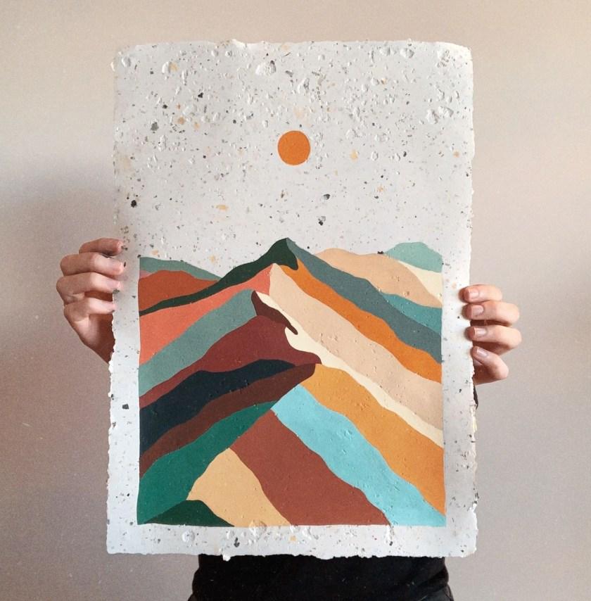 Magic-Mountain-painting-maus-haus