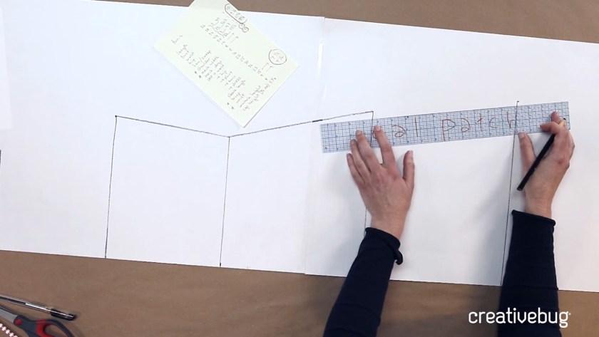 Pattern Drafting Creativebug class
