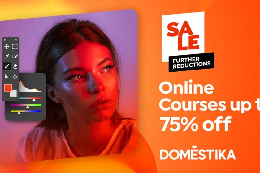 Domestika sales and discounts