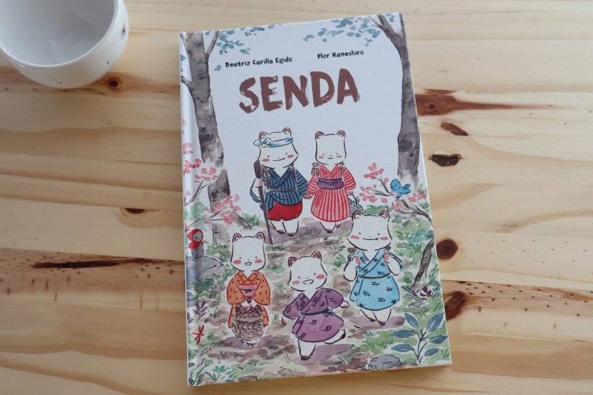 Flor Kaneshiro Senda book