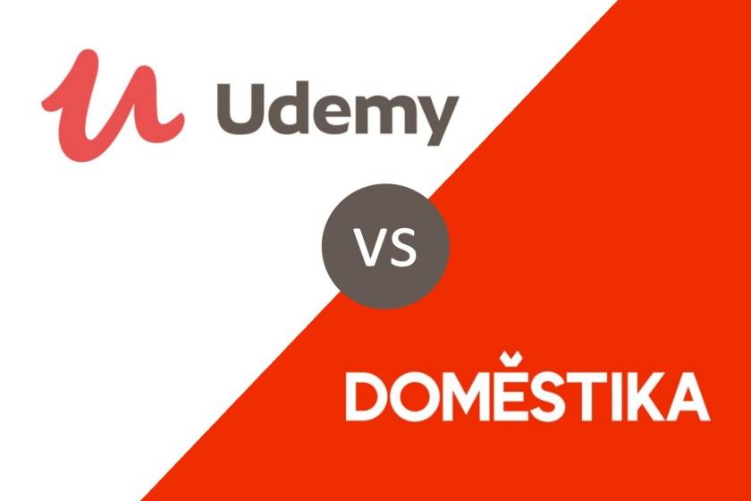 Udemy vs Domestika