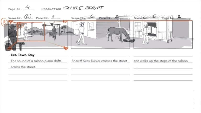 Learn to Storyboard for Film or Animation Udemy