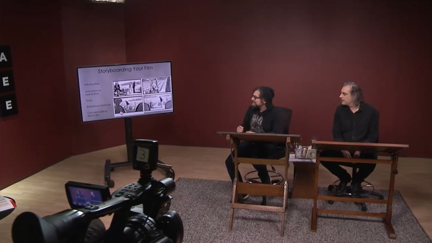 Storyboarding your film CreativeLive