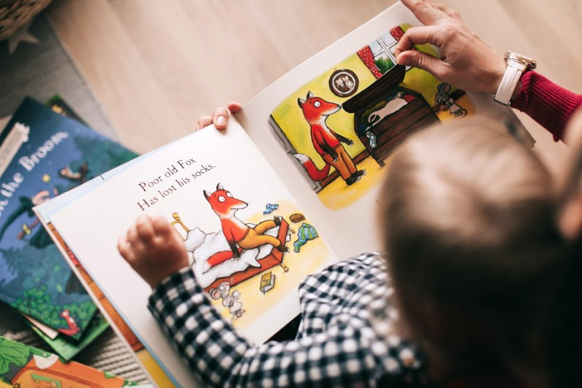 Children's book illustration classes